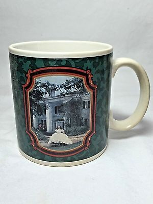 Collectible Gone With The Wind Vintage Cup Mug Featuring Scarlett O' Hara