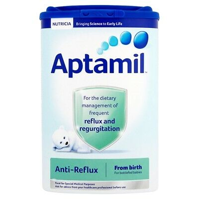 Aptamil Anti-Reflux Milk Powder 900 Grams from birth