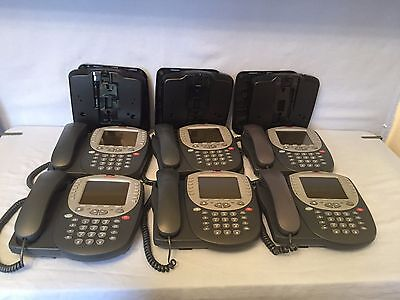 Lot of 10 Avaya 4621 SW IP Office VoIP Business Telephone