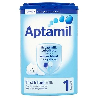 Aptamil 1 First Milk Powder 900 Grams from birth