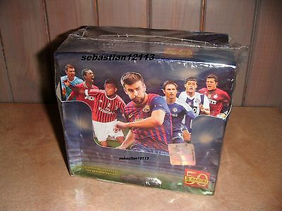 Panini champions League 2011-2012 Full box - 50 x Booster sealed box 50 packs
