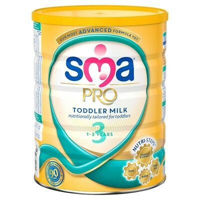 SMA Pro Toddler Milk 800 Grams 1-3 Years