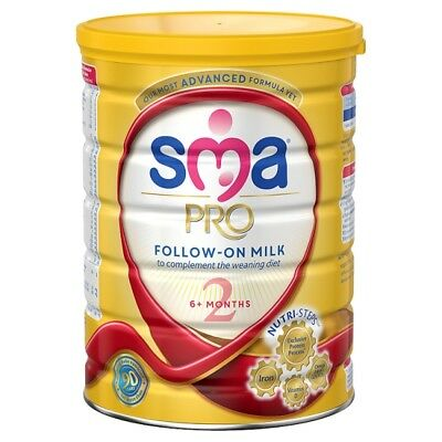 SMA Pro Follow On Milk 800 Grams 6 Months Plus
