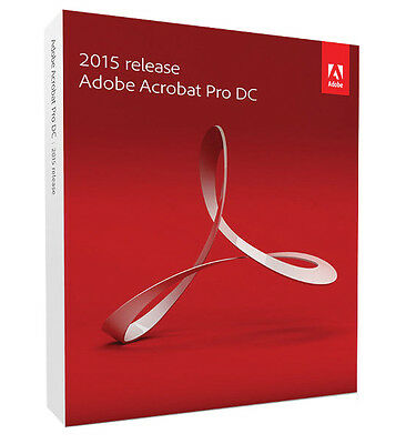 Brand New Adobe Acrobat Pro DC Full version for Windows/Mac - Fast delivery