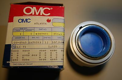 Omc Cobra Drive 389455 Bearing Assembly And Housing Genuine Oe 0389455 Fast Ship