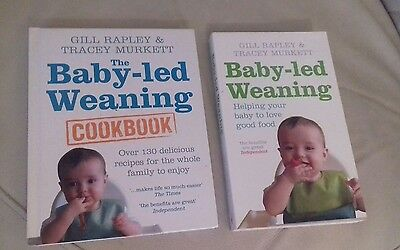 baby led weaning book plus baby led weaning cookbook