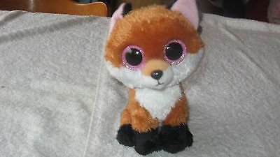 soft fox toy