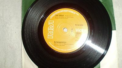 Blockbuster / Need A Lot Of Loving.1973 .the Sweet  Rca Records
