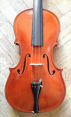 Viola (1) Mangiacasale, Torino 1999, Sound Sample, Certificate upon request, old