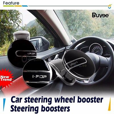 Universal Car & Lorry Steering Wheel Aid Handle Assister Spin Knob Ball UK Stock