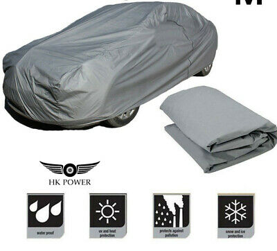 Universal Waterproof Full Car Cover UV Protection Scratch Proof Large Size L UK