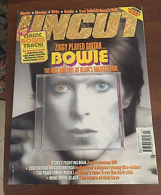 David Bowie- Uncut + Cd Sealed!!!