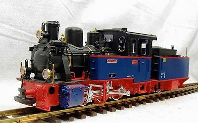 LGB 20261 Nicki and Frank Steam Locomotive w/Tender NEW!! (Made in Germany)