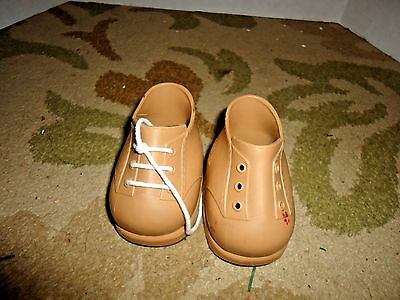 Cabbage Patch Tan Boots / Shoes / Cheap