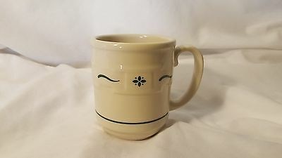 Longaberger Woven Traditions Heritage Green 9 oz. Mug Cup
