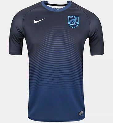 Nike Argentina Pumas Rugby Away Jersey 2017