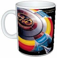 ELO Electric Light Orchestra Out Of The Blue Spaceship Album Cover Mug