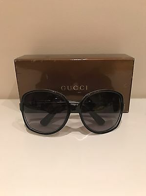 Gucci Sunglasses, Authentic Style Gg3036, Oversized, With Box, Authenticity Card
