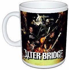 Alter Bridge Band Photo Full Colour Mug