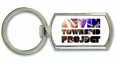 Devin Townsend Project Metal Logo Keyring
