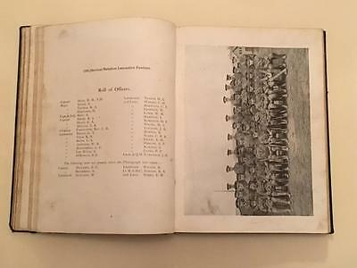 1919 Wwi Lancashire Fusiliers Roll Honour Salford Brigade Pals Photos History
