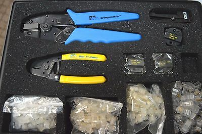 Ideal Insulated Electrical Tool Set Kit Cable / Wire