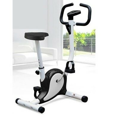 Training Exercise Bike Magnetic Machine Fitness Trainer Cardio Home Workout Gym