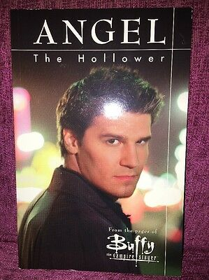 Angel - The Hollower (Paperback, Titan Books) Graphic Novel Buffy