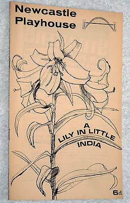 1968~A LILY IN LITTLE INDIA~Peggy Marshall~Susan Engel~Brian Murphy~Colin Hale~e
