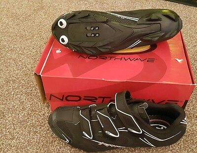 northwave cycling shoes size 43