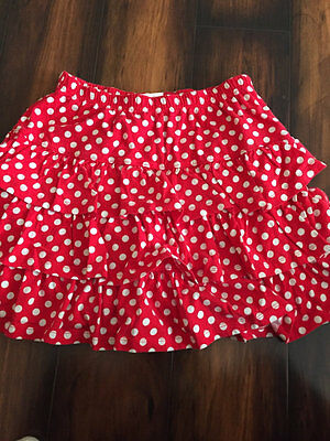 HANNA ANDERSSON~GIRLS POLKA DOT SCOOTER SKORT~sz. 160/12-Teen
