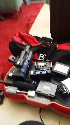 Sony Dvcam 3Ccd And All Its Accessories