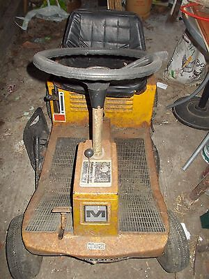 Mountfield Ride On Mower - Spares and Repairs