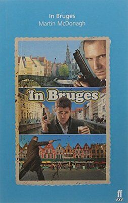 In Bruges by Martin McDonagh New Paperback Book
