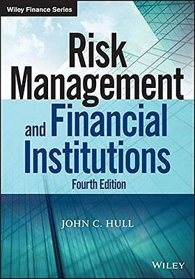 Risk Management and Financial Institutions by Hull  John C. Paperback New  Book