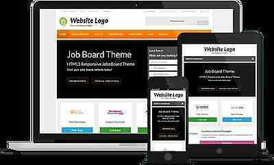 Your Own Online Job Board Website Business- Ready To Go Make Money Instantly