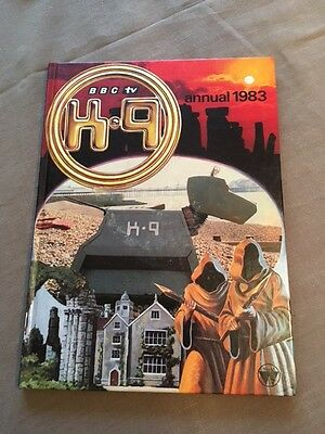 Rare: K9 Annual 1983. Dr Doctor Who. Great condition!