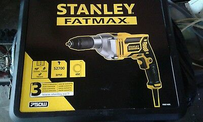 Stanley fatmax 750w never been used brand new