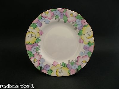 China Replacement Crown Staffordshire Vintage Tea Plate England c1930s 15.5cm