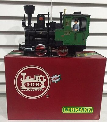 Lgb Locomotive G Scale 2120D Mint In The Box