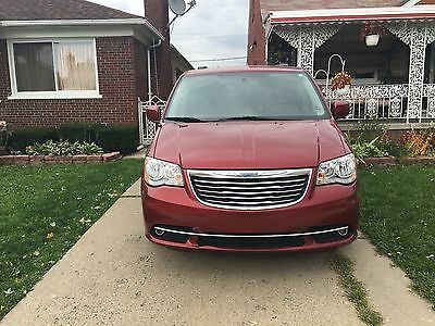 2012 Chrysler Town & Country  Chrysler Town and Country  2012