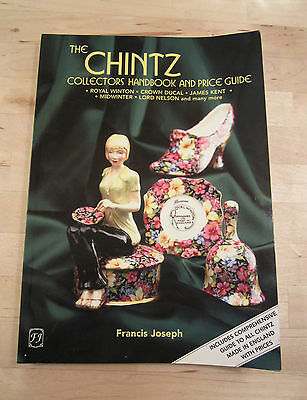 The Chintz Collectors Handbook & Price Guide (Paperback)