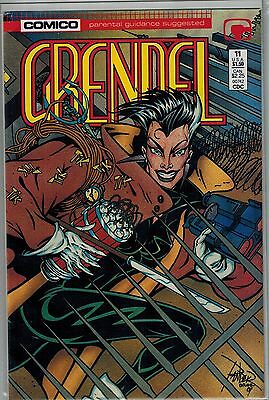 Grendel - 011 - Comico - August 1987