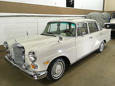 Mercedes-Benz: 200-Series 1968 Mercedes 200 ,restored years ago. Runs and drIves great.Will ship worldwide