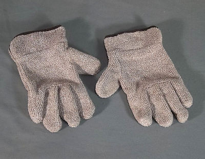 Heavy Duty Terry Cloth Lab Autoclave Heat and Cold Resistant Gloves
