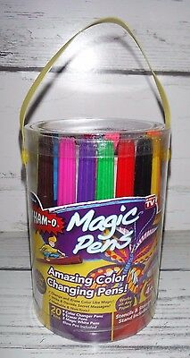 Wham-O   Magic- Color Changing Pens 20