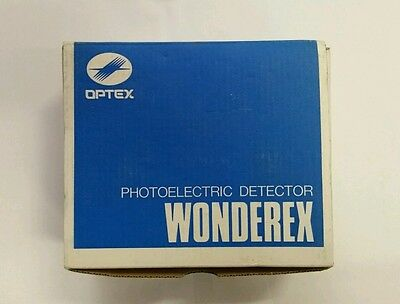 Optex Photoelectric Detector Wonderex AX-100S New