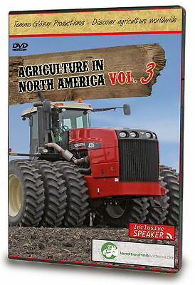 Agriculture in North America Vol. 3 DVD
