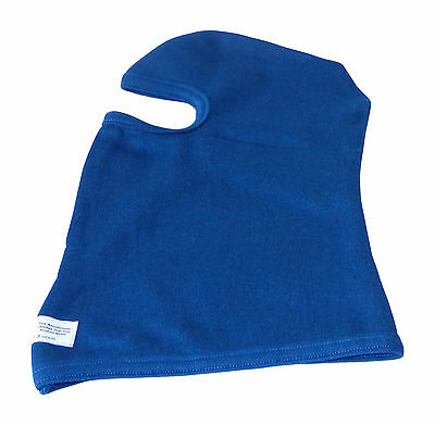 SFI APPROVED Fireproof NOMEX  BLUE BALACLAVA Race Speedway - DRAG - Jet Sprints