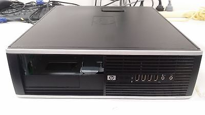 HP 8100 SFF Desktop Media Computer PC Case with Power Supply